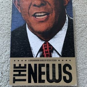 💎2/$15 The News by: Peter Steven Paperback